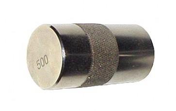 Foil 500g test weight