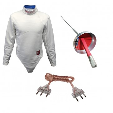 New! Blade 3 PCs Electric Epee Set