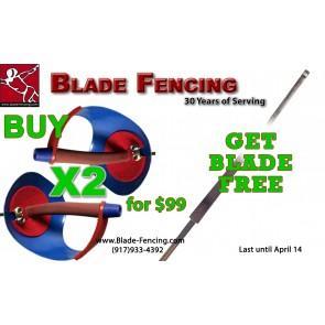 3 PCS Special:Buy 2 Sabres get Blade Free
