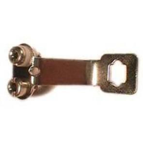 Foil 2-Prong Socket